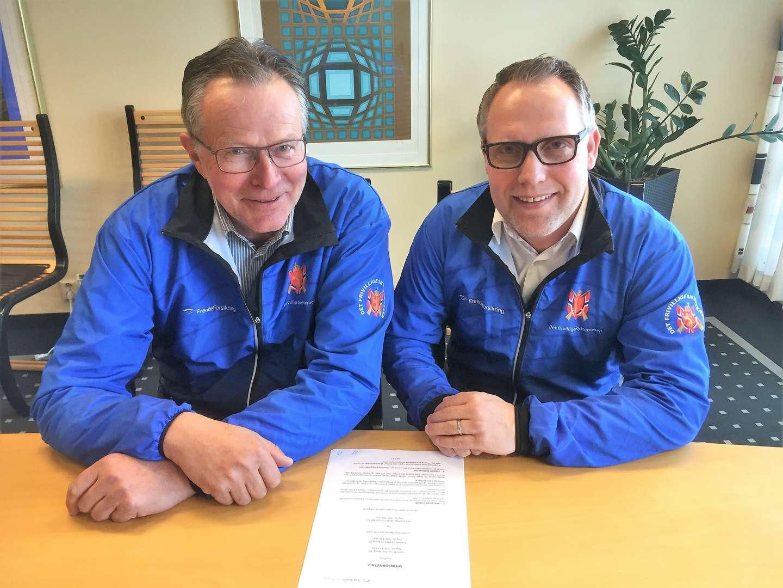 Norgescupen til til Frende Cup