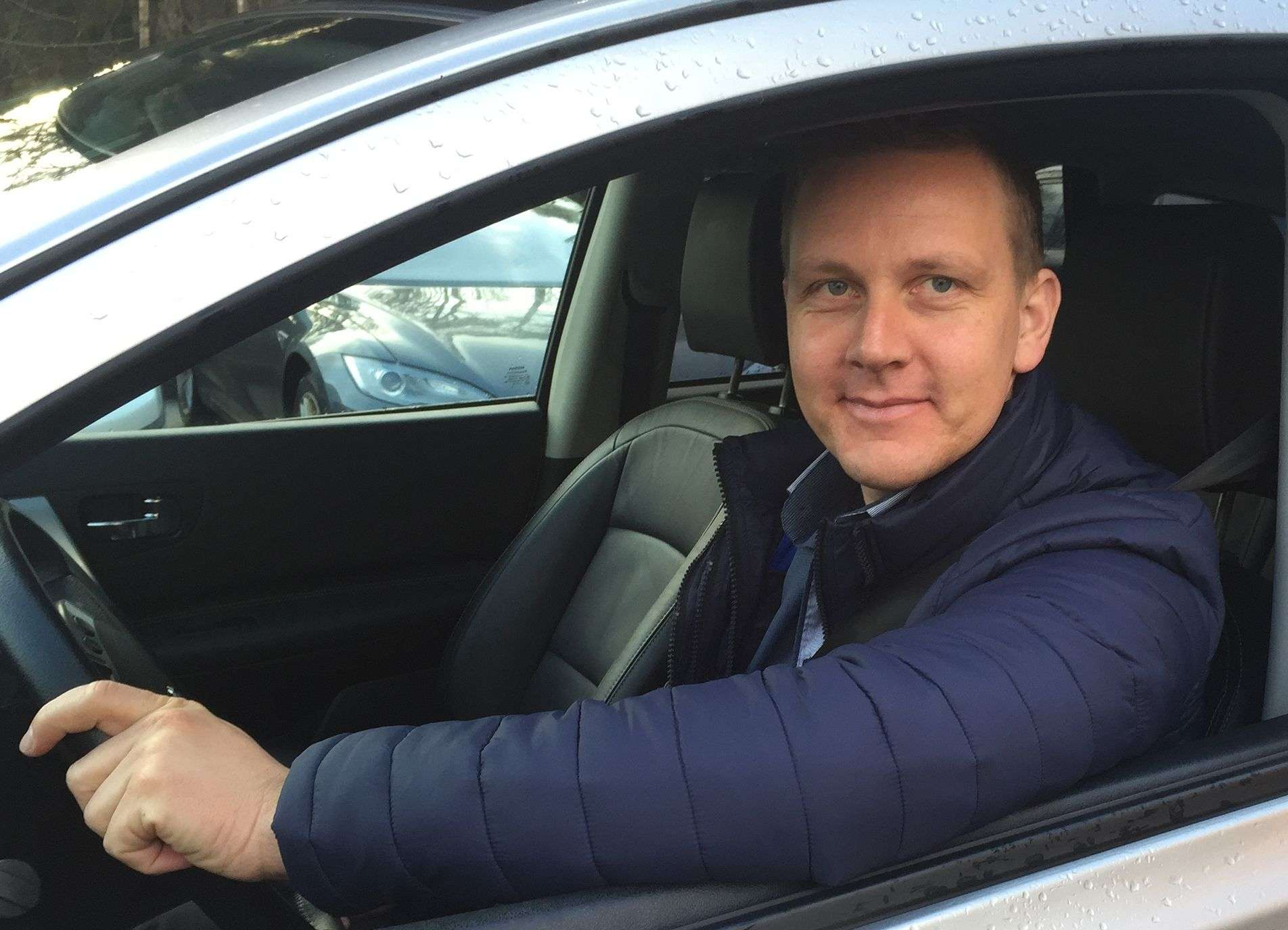 Roger Ytre-Hauge, fagsjef motor hos Frende