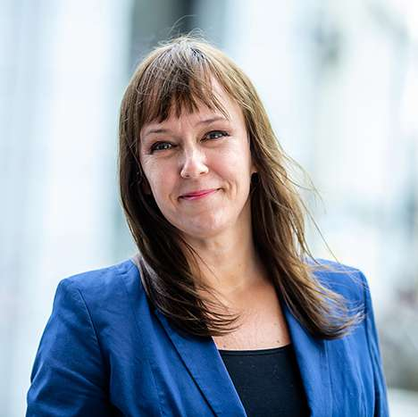 Heidi Tofterå Slettemoen, kommunikasjonssjef Frende Forsikring