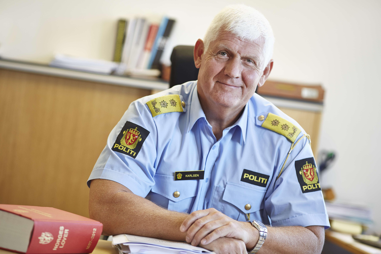 Runar Karlsen, UP-sjef