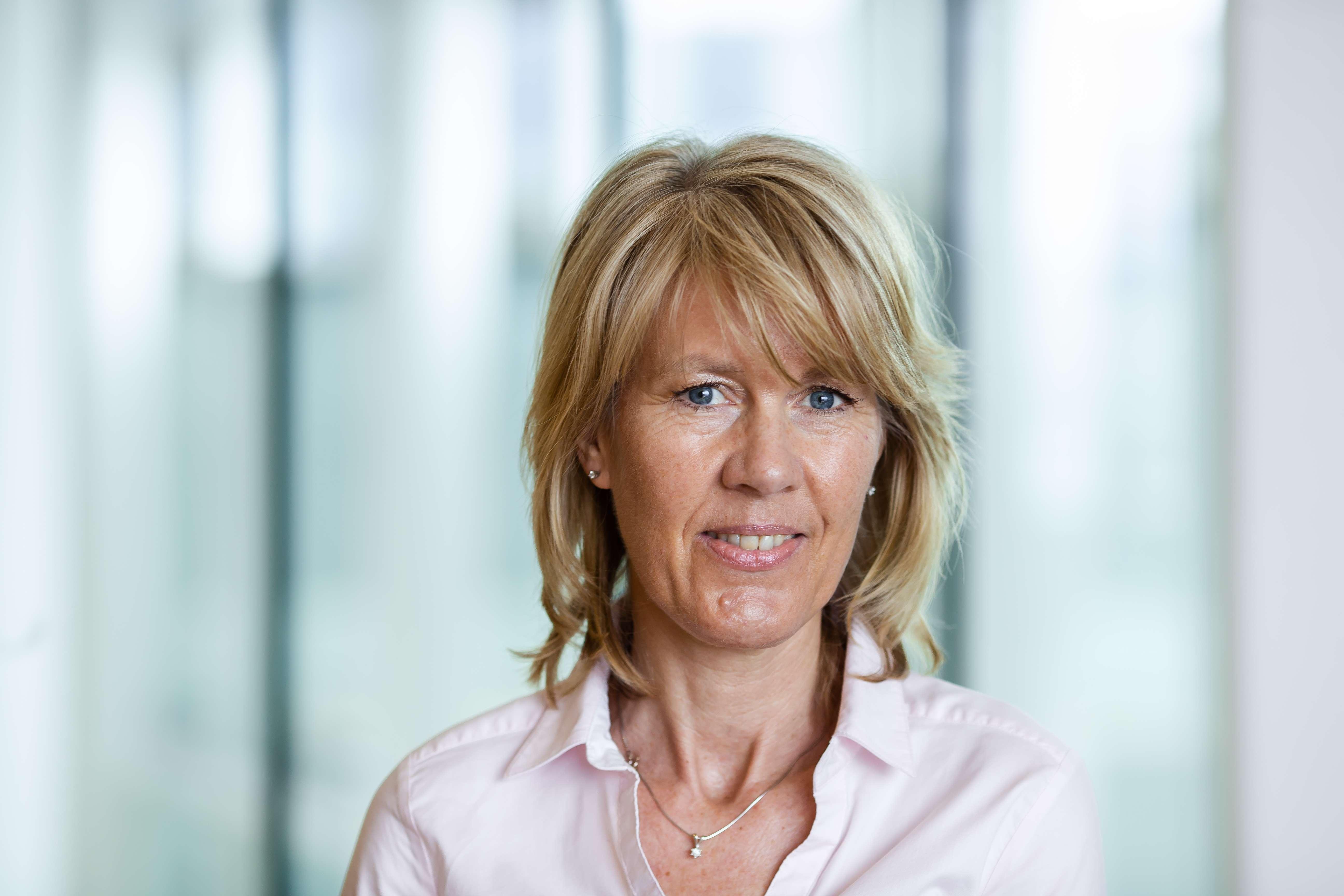 Hanne Melingen, pensjonsekspert Frende Forsikring