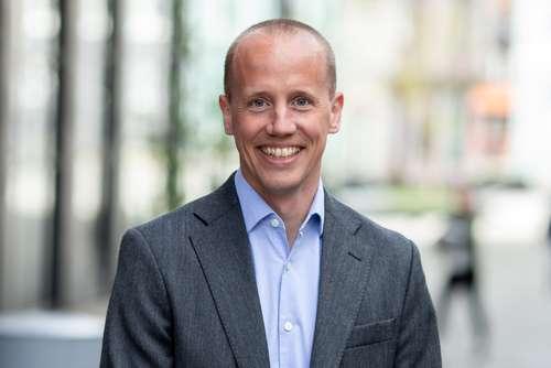 Stein Lund, pensjonsekspert i Frende Forsikring