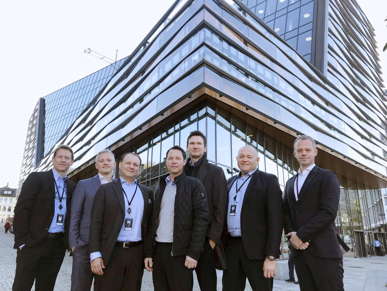 Nytt franchise-kontor i Vestfold