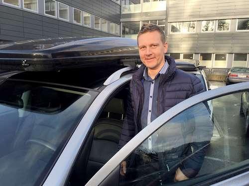Roger Ytre-Hauge, fagsjef motor i Frende