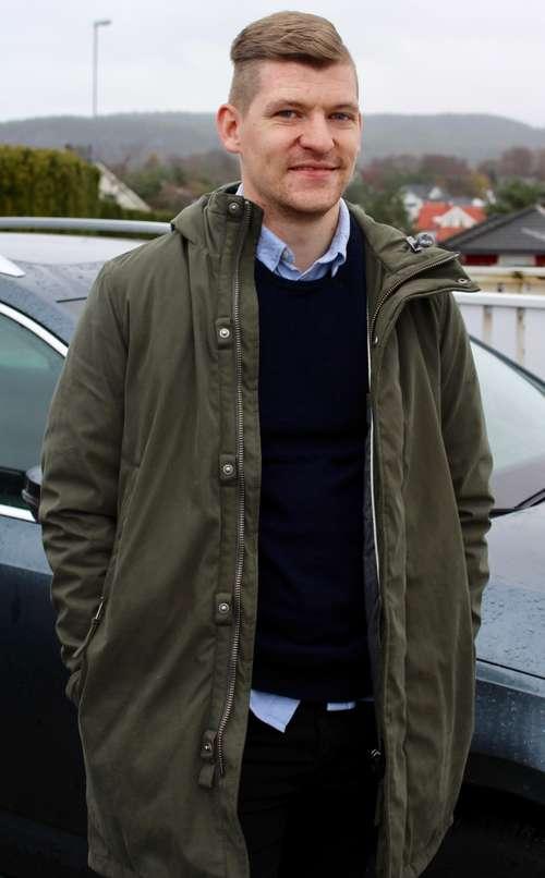 Tom Erik Hennes, rådgiver i Frende Forsikring